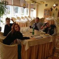 """Снимок сделан в Готель """"Буковина"""" / Bukovyna Hotel пользователем Надя Д. 4/5/2013"""