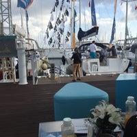 Photo taken at Ev're Boat Show Standı by Murat E. on 10/8/2015