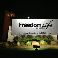 Photo taken at Freedom Life Church by Jacob J. on 8/17/2013