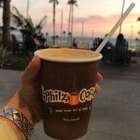 7/23/2018 tarihinde Lamaziyaretçi tarafından Philz Coffee'de çekilen fotoğraf