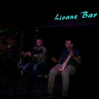 8/17/2013 tarihinde Emre K.ziyaretçi tarafından Livane Cafe & Bar'de çekilen fotoğraf