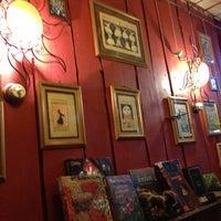 รูปภาพถ่ายที่ Кофейня «Кардамон» и лавка «Коллекция Пустяков» โดย Natka V. เมื่อ 7/28/2013