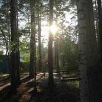 """Снимок сделан в Отель-курорт """"Сосновка"""" пользователем Natka V. 7/23/2013"""
