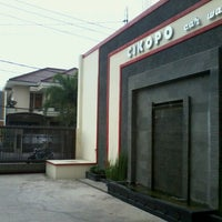 Photo taken at Cikopo Car Wash by iam s. on 2/26/2013