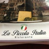 Photo taken at La Piccola Italia by Tuto S. on 1/19/2013