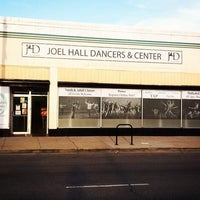 Photo taken at Joel Hall Dancers & Center by Joel H. on 2/28/2013