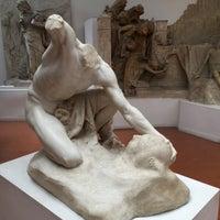 Photo taken at Museo Pietro Canonica a Villa Borghese by Borislav A. on 5/25/2016
