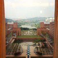 Photo taken at Kompleks D by Shukri R. on 7/29/2013