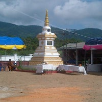 Photo taken at Huay Kian Temple by Nuch N. on 6/30/2013
