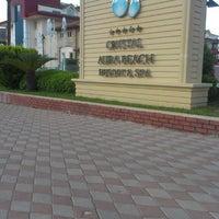 5/26/2013 tarihinde Onur Y.ziyaretçi tarafından Crystal Aura Beach Resort Hotel&Spa'de çekilen fotoğraf