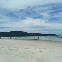 Photo taken at Lopes Mendes by Glaucio T. on 2/12/2013
