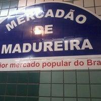 Foto tirada no(a) Mercadão de Madureira por Natália C. em 1/29/2013