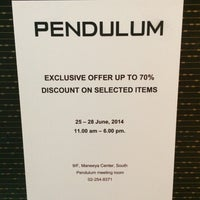 Photo taken at Pendulum (HQ) by Bell B. on 6/26/2014