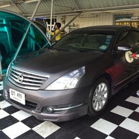 Photo taken at Nissan Rama 2 by Bell B. on 4/9/2014