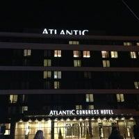 Das Foto wurde bei ATLANTIC Congress Hotel Essen von NARU am 3/18/2013 aufgenommen