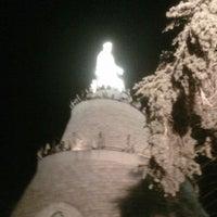 Photo taken at Notre Dame du Liban Harissa by Cesar G. on 4/30/2013