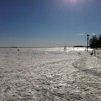 Снимок сделан в Kasinonranta пользователем Henri Y. 4/2/2013