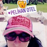 Das Foto wurde bei Pelikan Otel von Hulya .. am 8/5/2018 aufgenommen