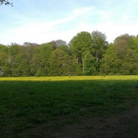 Photo taken at Knoops Park by Claudia W. on 5/6/2013