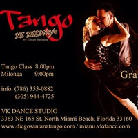 Photo taken at VK Dance Studio by Diego S. on 10/25/2014
