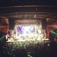 11/22/2012 tarihinde Jason R.ziyaretçi tarafından Ogden Theatre'de çekilen fotoğraf