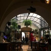 Photo taken at Cafe Magia by Karine on 8/12/2017