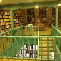 Photo taken at Gökay Kitap ve Kültür Merkezi by Aysu V. on 11/20/2013