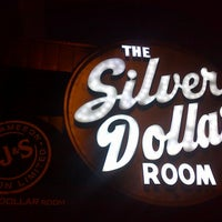 Photo taken at The Silver Dollar Room by Jose M. on 6/13/2013