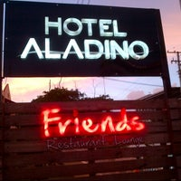 Photo taken at Hotel Aladino by Alexey G. on 10/26/2013