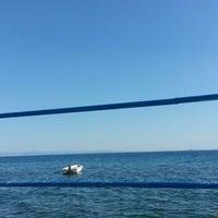 9/1/2013 tarihinde Ayse B.ziyaretçi tarafından Küçükkuyu Sahili'de çekilen fotoğraf