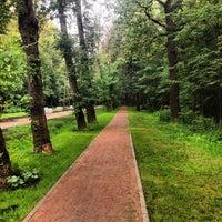Photo taken at Izmaylovsky Park by 🅰LINYAK🅰 on 7/19/2013