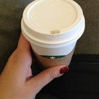Photo taken at Starbucks by Alida G. on 1/21/2013