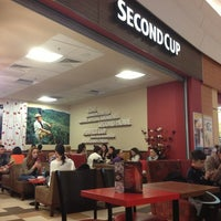 Photo taken at Second Cup by Dana B. on 3/2/2013