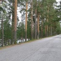 Photo taken at Salussärkkä by Susanna M. on 8/14/2015