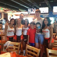 Photo taken at Hooters of Anaheim by Tony S. on 7/24/2013