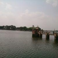 Photo taken at Raska Jain Tirth by Chetan R T. on 6/21/2014