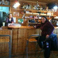Photo taken at Restaurant CAVA by Carme C. on 2/12/2013