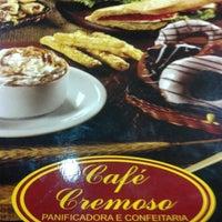 Foto tirada no(a) Café Cremoso por Leandro F. em 4/1/2013