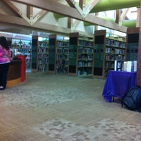 Photo taken at R.C. Miller Public Library by Camie D. on 5/13/2013