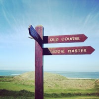 Photo taken at Ballybunion Golf Club by Rob S. on 4/29/2014