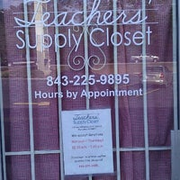 Photo taken at Teachers' Supply Closet by Mary Catherine J. on 1/19/2013