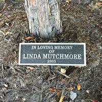Photo taken at Linda Mutchmore Memorial by Matt M. on 8/24/2013