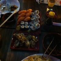 Photo taken at Ebisu Sushi Bar by Bruna C. on 2/27/2013
