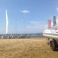 Photo taken at Aqua Fantasy Sailing Sports by Göksel O. on 9/17/2014