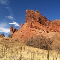 Photo taken at Roxborough State Park by Brittany D. on 2/16/2013