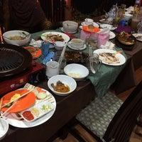 Photo taken at Pondok Steak Sari Pacific by Yadi Y. on 8/18/2015