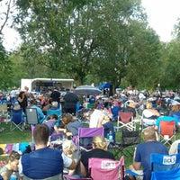 Photo taken at Bidwell Summer Concert Series by Xavier G. on 8/4/2015