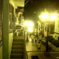 Photo taken at Las Peñas by Williams B. on 3/29/2013