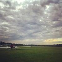 Photo taken at Denham Aerodrome by Hannah T. on 8/29/2015