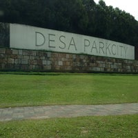 Photo taken at Desa Parkcity Gallery by DC R. on 2/3/2013
